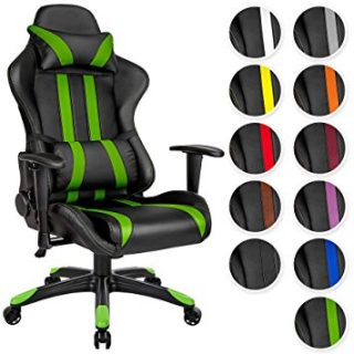 Cuscino Anatomico Per Sedia Ufficio.Sedie E Poltrone Da Gaming E Da Ufficio Le Migliori In Commercio